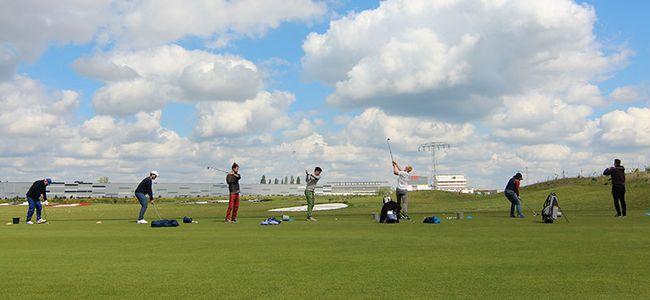 Kostenloser Schnupperkurs an der Golfakademie Hufeisensee