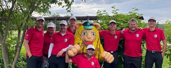 1. Herrenmannschaft, Golfclub Halle, Aufstiegsmannschaft 2021