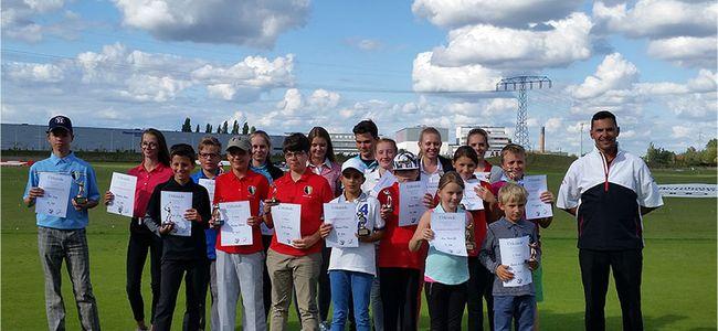 Golf Kinder- und Jugend-Landesmeister Sachsen-Anhalt 2017