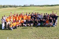 Siegermannschaft Ryder Cup 2019: Leipzig