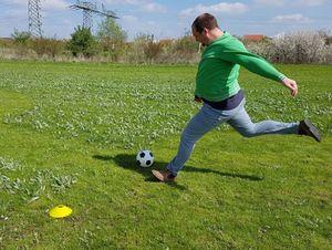 Fussballgolf als Teambuilding