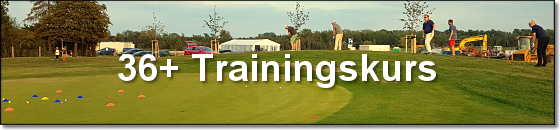 Golfakademie Hufeisensee 36+ Trainingskurs