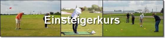 Golfakademie Hufeisensee Einsteigerkurs