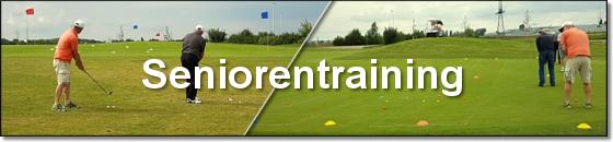Golfakademie Hufeisensee Seniorentraining