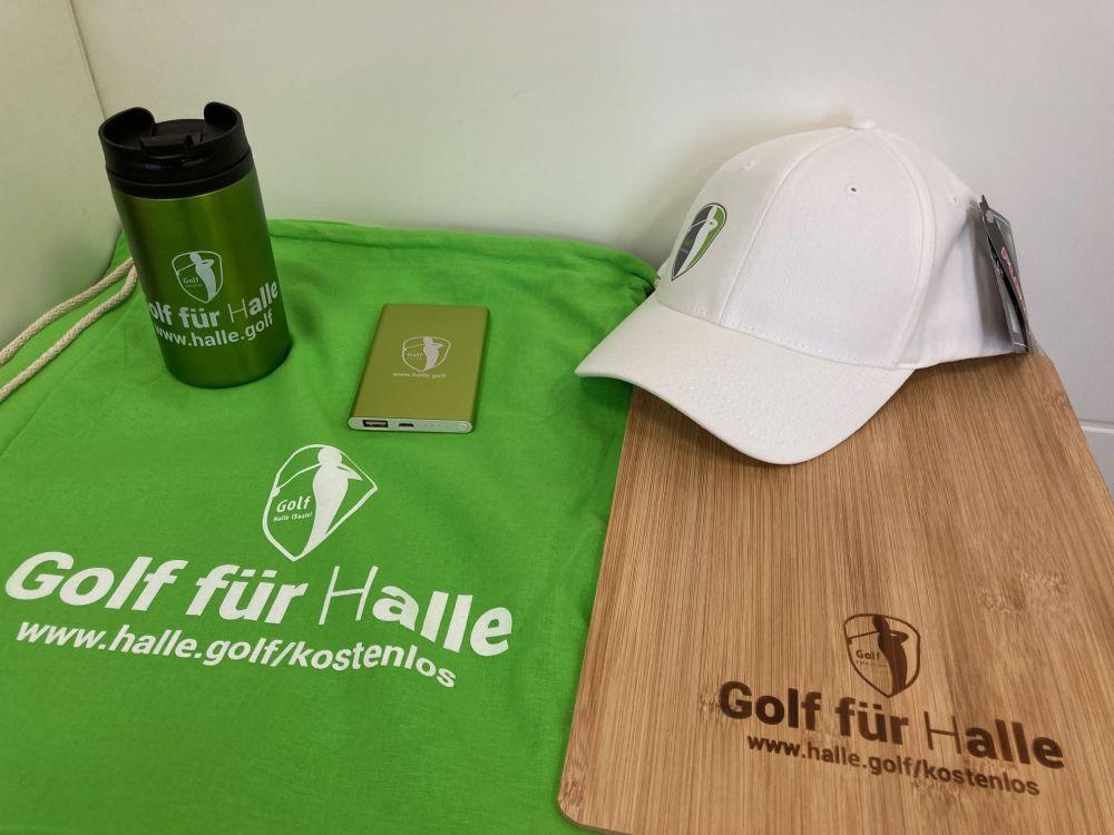 Tombola Preise Golfclub Halle e.V. 2020