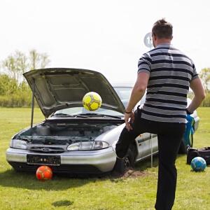 Teaser Fussballgolf