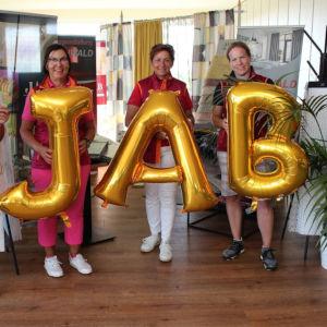 Galerien vom JAB ANSTOETZ Ladies Cup